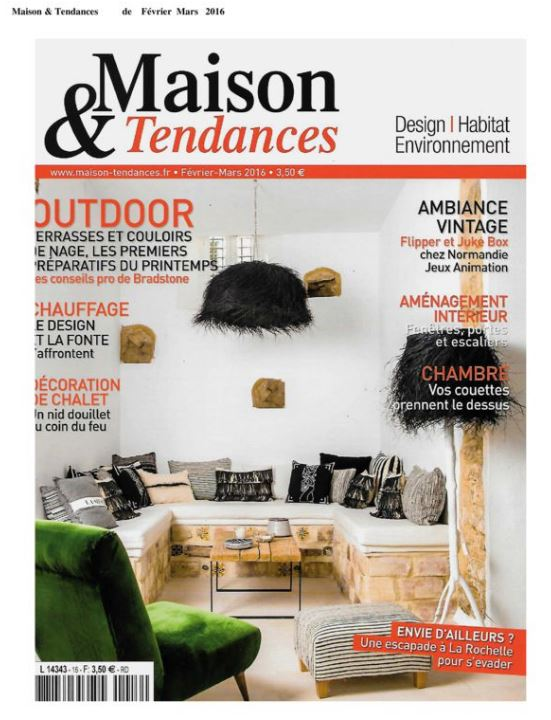 Maison & Tendances März 2016