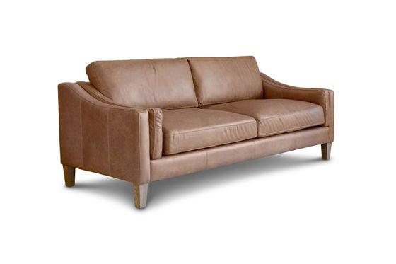 3-Sitzer Zimt Sofa Heidsieck ohne jede Grenze