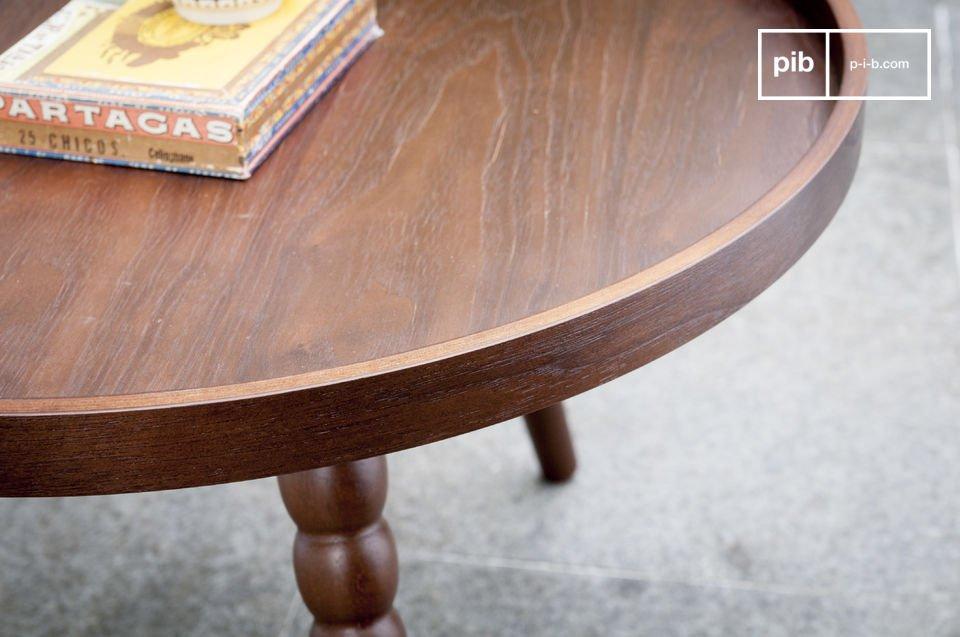Der Couchtisch Katalina ist ein Möbel voller Charme