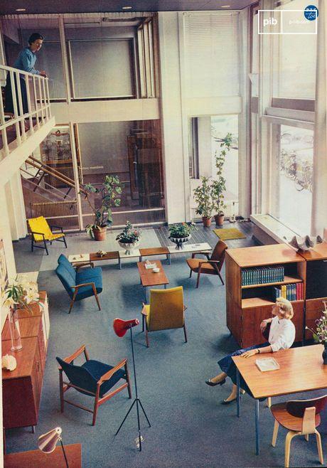Die 50er bis 60er Jahre gelten als die Blütezeit des Möbel- und Innendesigns