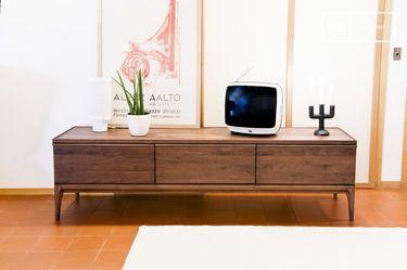Hemët TV-Möbel aus Walnussholz