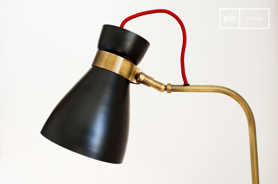 Eleganz einer feinen Vintage Design Lampe