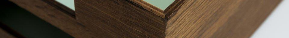 Materialbeschreibung Papier-Sammler Akuagronn