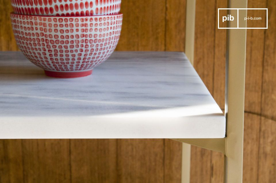 Die klaren Linien und das schlichte Design erinnern an die Grundlagen des skandinavischen Stils