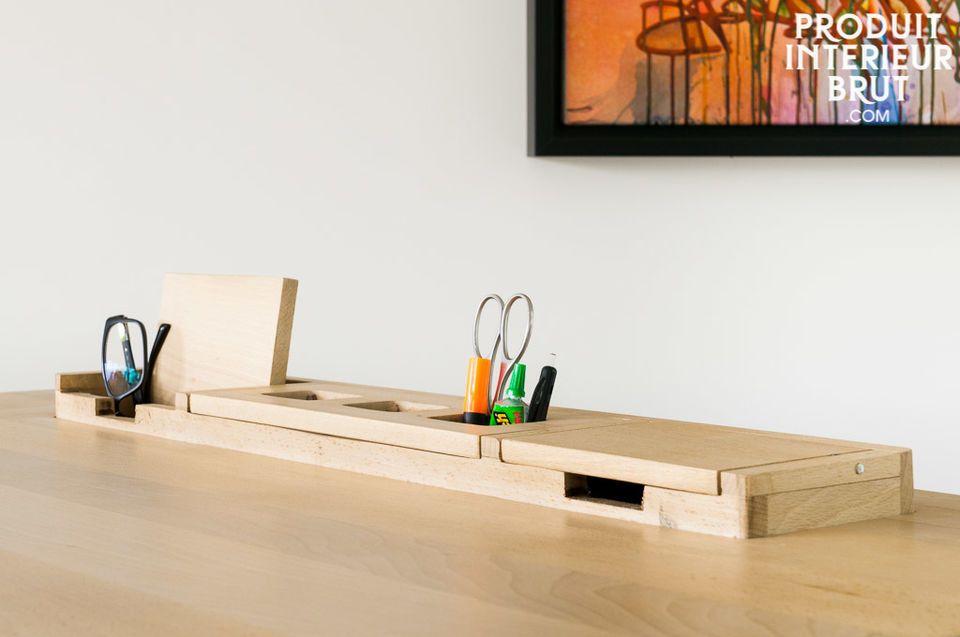 Schreibtisch Helles Holz 2021