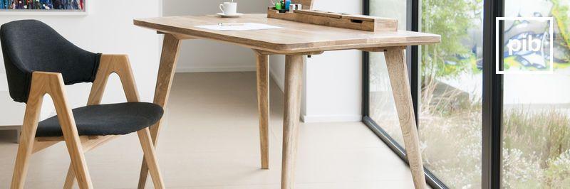 Schreibtisch retro skandinavisch