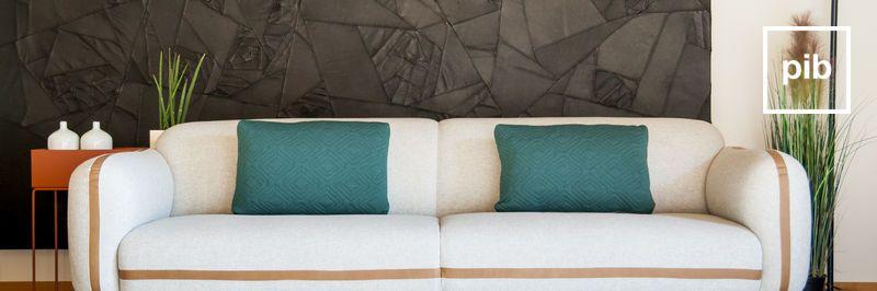 Sessel, Sofa und Stuhl skandinavisch