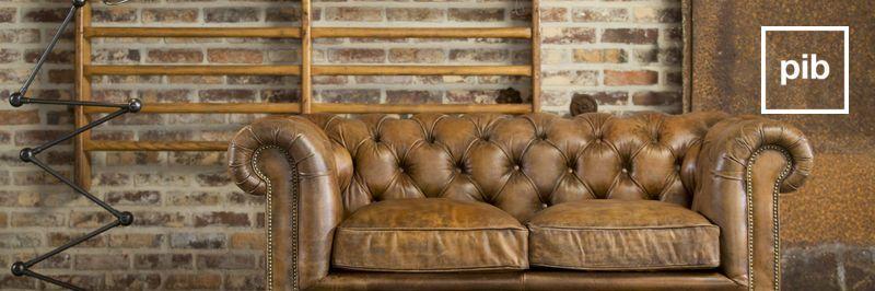 Sessel und Stuhl industrial