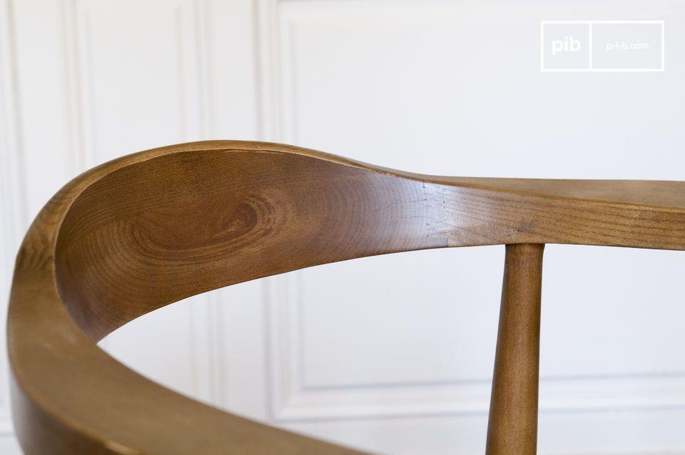 Ein Design voller Geschichte und ein bequemer Sitz