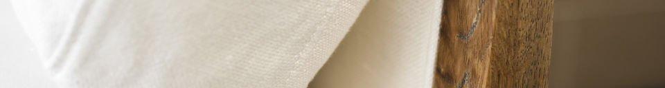 Materialbeschreibung Sofa Ariston Weiß