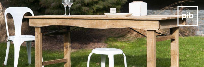 Tisch Landhausstil shabby chic
